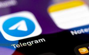 Сбой произошел в работе Telegram
