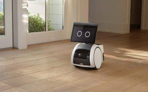 Amazon выпустил домашнего робота