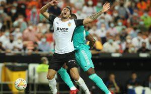 «Реал» обыграл «Валенсию» в гостевом матче чемпионата Испании