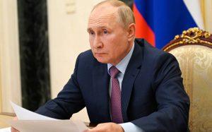 Путин: экономика РФ восстановилась, несмотря на нестабильную ситуацию на глобальных рынках