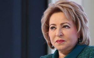 Матвиенко предложила не размещать рекламу в IT-компаниях, нарушающих свободу слова