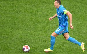 Дзюба попал в стартовый состав «Зенита» на матч с «Мальме»