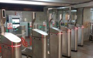 К тестированию системы Face Pay подключены еще две линии метро Москвы