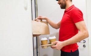 Услуги доставки кофе