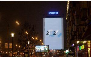 Samsung Electronics запустила кампанию по съемке фильмов на ее смартфоны
