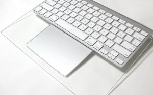 Apple создала MacBook без клавиш